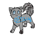 Grayscale adopt by Official-Fallblossom