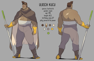 Ulrich Reference by justsnooze