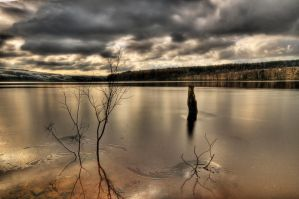 Through Thin Ice by taffmeister