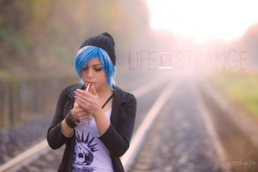Cosplay Chloe Price by AxelTakahashiVIII