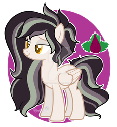 Hawthorn Syrup with cutie mark by thecyanidefairy