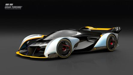 McLaren Ultimate Vision Gran Turismo Concept by NissanGTRNismo