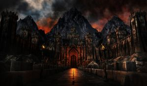 Angband re-vsited by Stirzocular