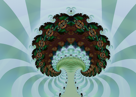 Fractal Tree by Imager1966