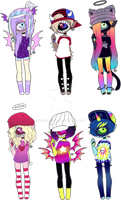 Xynthii Adopts | moved by Tenshilove