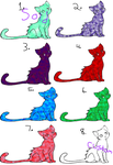 Cloud house cat adoptables by QueenBrittStalin