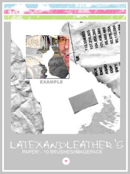 latex paperpack by NotFadeAway