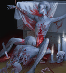 Tomb Of The Mutilated by Efilartwork