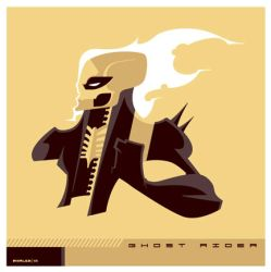 planet-pulp: ghost rider by strongstuff