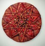 Pentacle Plaque by El-Sharra