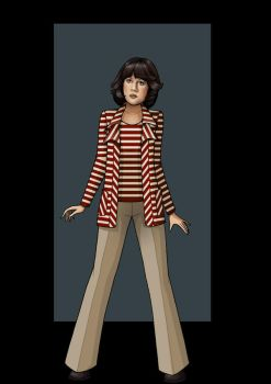 sarah jane smith (planet of the spiders) by nightwing1975