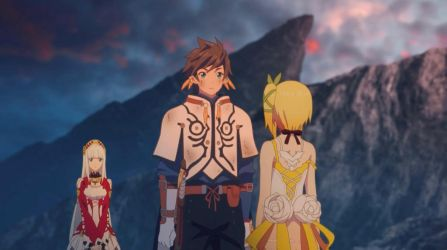 Sorey, Lailah, and Edna - TOZ The X EP.8 by mkayswritings