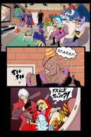 Party Crashers by DrClosure