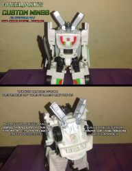 Wheeljack's Custom Wings by SturmvogelPrime