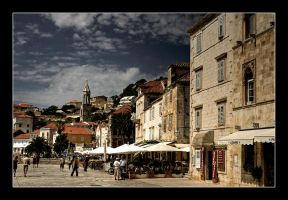 Hvar Town by northernmonkeyz