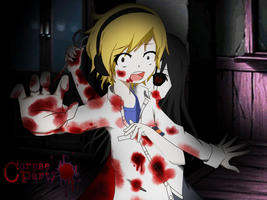.:PewDiePie:. Corpse Party by LightAppend