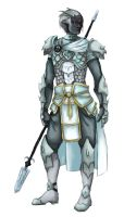 Solemn Lancer -Without BG by thedandmom