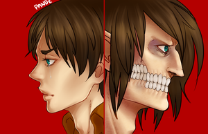 Eren by Pandepon