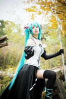 miku synchonicity by FantasiaWing
