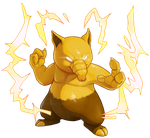 Drowzee used Disable by Twarda8
