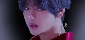 Taehyung(DNA) by DemkiKomarov