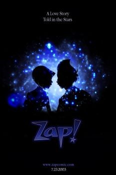 ZAP Movie Poster by Lepas