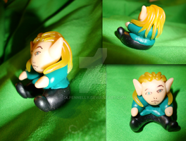 Clay: Legolas by CLPennelly