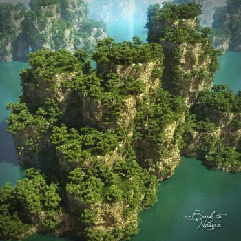 Back to Nature by hoangphamvfx