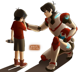 Keith - Past and Future by Yelonis