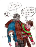And Jason Carried Them Home by HorrorMadnessPeep