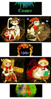 [Come Little Children] by Freed-Alice