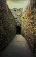 A fortress in St Peter Port by linandara