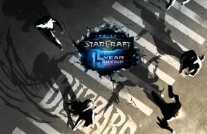 StarCraft 15 Year Anniversary by Magiclefty