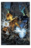 Marvel Knights: Four by MikeDeodatoJr