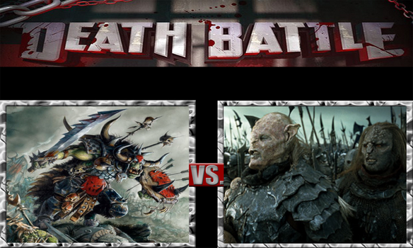 Orcs  Goblins vs. Fallen Kingdoms of Middle Earth by ScarecrowsMainFan