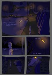 Night Vision (PAGE 1) by Erik-Ezrin