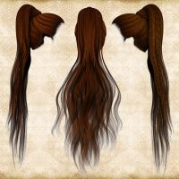 Red Hair Pack by Just-A-Little-Knotty