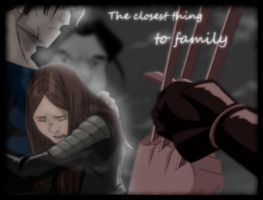 Closest thing to Family by lucida-lownes