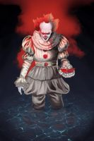 Pennywise by gajami