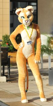 001 Sofia Lioness at EF16 by basil-lion