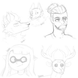 Some SKETCHES by Sooz19444