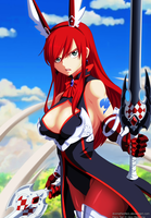 FT Ch 515 - Erza's New Armor by AnimeFanNo1