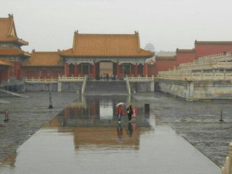 The Forbidden City 1 by AlisHarrowing