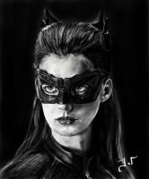 Catwoman by Jaimus