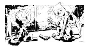 Fallout Book Pink Eyes Ch6 Preview by Hobbes-Maxwell