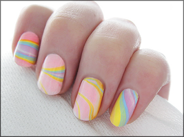 Pastel Rainbow by Alchemical
