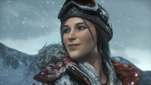 Rise of the Tomb Raider - I'm Not Turning Back. by Drive637