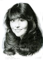 Dr Who- Elisabeth Sladen by Alene