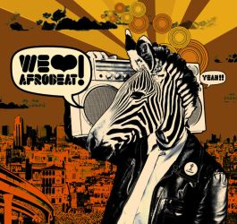 We Love Afrobeat by LOWmax911