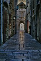 Streets  of  Korcula 1 by CitizenFresh